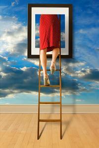 Stairway to Heaven by Richard Desmarais