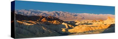 Zabriskie Point, Death Valley, Panoramic Duo I