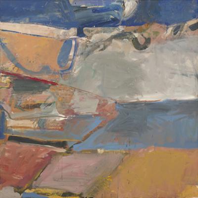Berkeley #22, 1954 by Richard Diebenkorn
