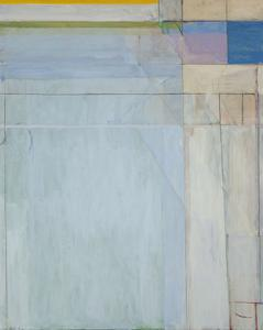 Ocean Park #54, 1972 by Richard Diebenkorn