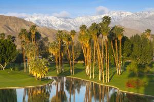 Desert Island Golf and Country Club, Palm Springs, California, USA by Richard Duval