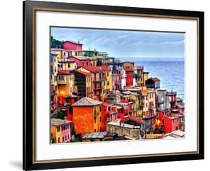 Scenes from Cinque Terra, Italy by Richard Duval