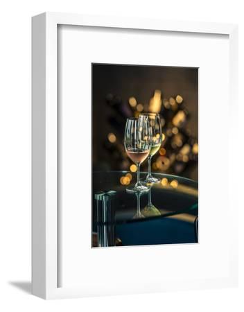 Washington State, Walla Walla. the Elegant Tasting Room at Long Shadows