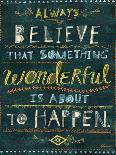 Awesome Words 4-Richard Faust-Premium Giclee Print