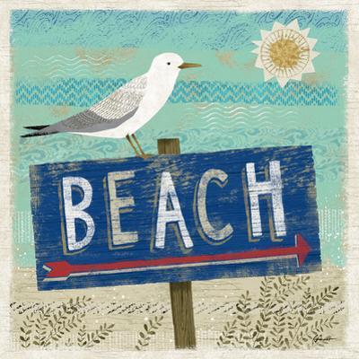 Beach Travel 2 by Richard Faust