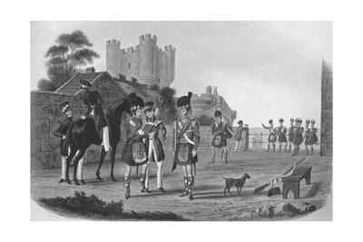 '92nd Highlanders (An Illustrious Stranger in Sight)', 1839-1845 (1909)