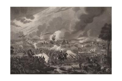 'The Battle of Waterloo, June 18, 1815', 1817 (1909)