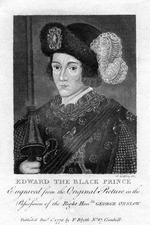 Edward, the Black Prince