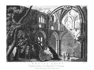 'Netley Abbey', 1776