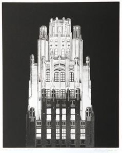 American Radiator Building by Richard Haas
