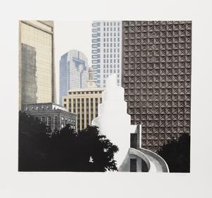 Dallas Skyline by Richard Haas