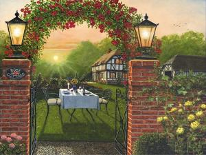 Dinner for Two - Rose Cottage by Richard Harpum