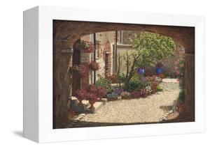 Hidden Garden - Villa Di Camigliano Tuscany by Richard Harpum