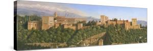 La Alhambra Granada by Richard Harpum