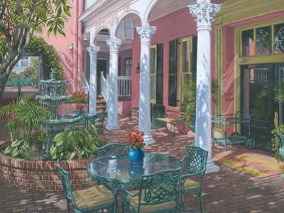 Meeting Street Inn Charleston by Richard Harpum