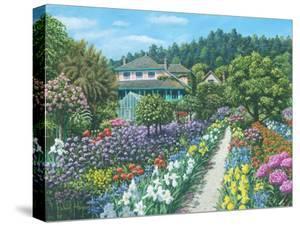 Monets Garden Giverny by Richard Harpum