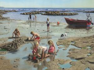 Sandcastles by Richard Harpum