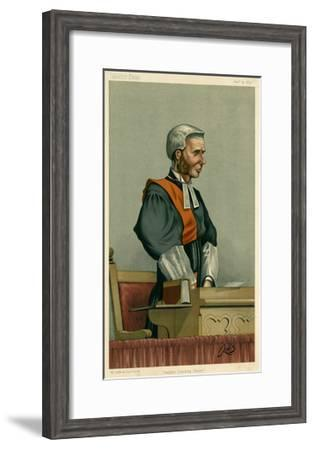Richard Henn Collins, Vanity Fair, Quiz--Framed Giclee Print