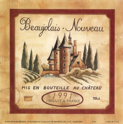 Beaujolais Nouveau, 1991