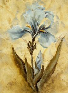 Blue Blooms III by Richard Henson