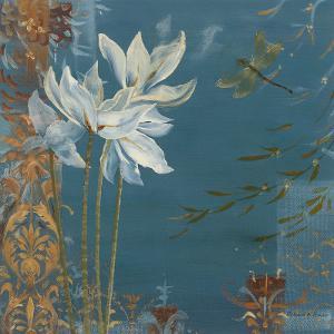 Krishna's Garden I by Richard Henson