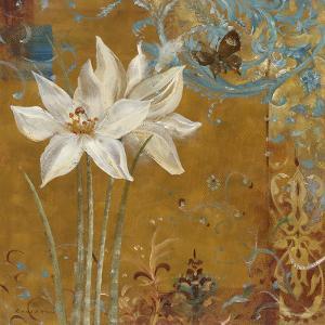 Krishna's Garden III by Richard Henson