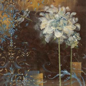 Krishna's Garden IV by Richard Henson