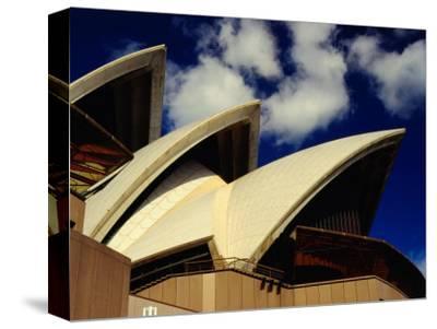Detail of Sydney Opera House, Sydney, Australia