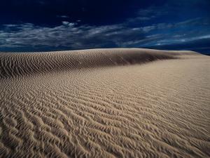 Sand Dune, Mungo National Park, New South Wales, Australia by Richard I'Anson