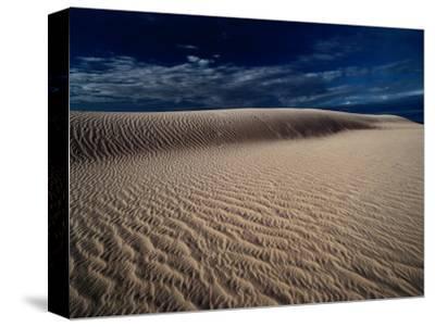 Sand Dune, Mungo National Park, New South Wales, Australia
