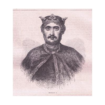 Richard I--Giclee Print