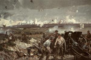 The Taking of Vimy Ridge, Easter Monday 1917, 1919 by Richard Jack