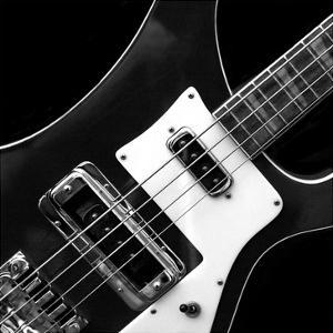 Classic Guitar Detail III by Richard James