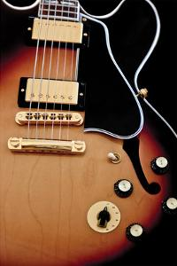 Gibson Guitar by Richard James