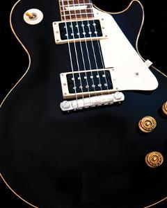 Gibson Les Paul Guitar by Richard James