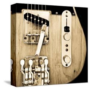 Hipshot Guitar by Richard James