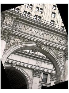 Imperial Manhattan by Richard James
