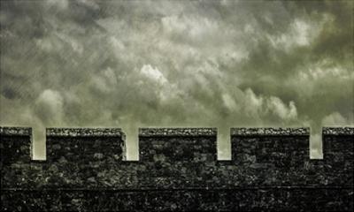 Irish Castle Views I