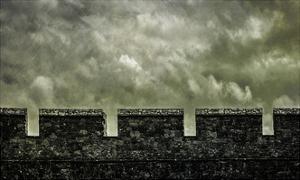 Irish Castle Views I by Richard James