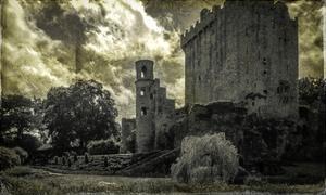 Irish Castle Views III by Richard James