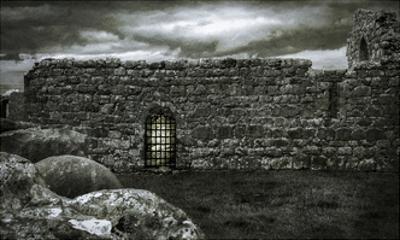 Irish Castle Views V