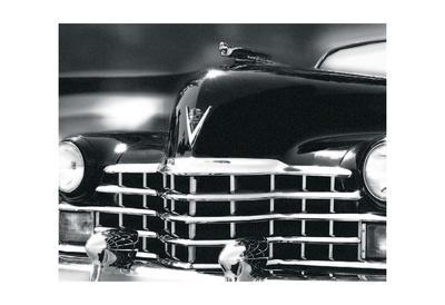 61 Cadillac Richard James Photograph Classic Car Print Poster 11?14