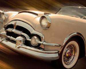 Packard in the Caribbean by Richard James