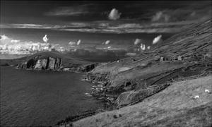 Views of Ireland III by Richard James