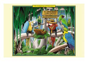 A Company of Parrots by Richard Kelly