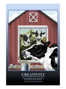 Creativity by Richard Kelly