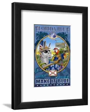 Florida Blue, Democraticville