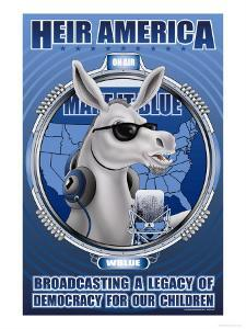 Heir America Broadcasting a Legacy of Democracy for Our Children by Richard Kelly