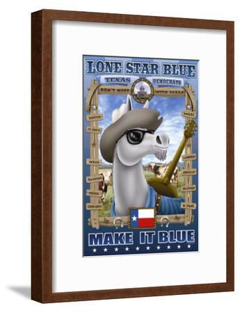 Lone Star Blue, Texas