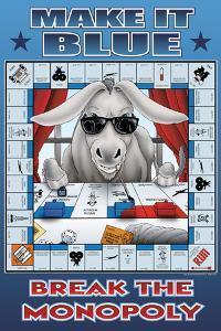 Make It Blue, Break the Monopoly by Richard Kelly